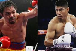 Майки Гарсия сохраняет надежду на бой с Мэнни Пакьяо