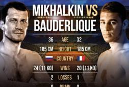 Игорь Михалкин проведет бой за титул чемпиона Европы 10 сентября