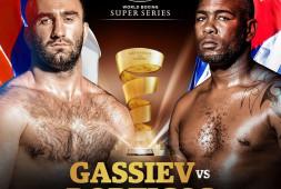 Промоутер: Гассиев упорно трудится и хочет стать абсолютным чемпионом
