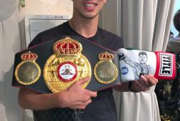 Риота Мурата стал суперчемпионом WBA