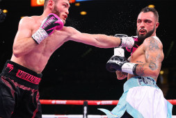 IBF: Чемпион Джейсон Росарио должен встретиться с Бахрамом Муртазалиевым