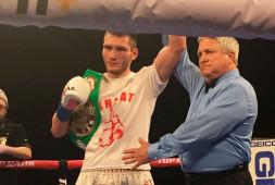 Муртазалиев и Алимханулы одержали досрочные победы в Техасе