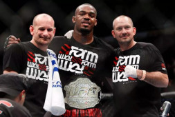 Джону Джонсу запретили тренироваться в зале Jackson-Wink MMA