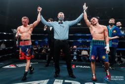 Результаты вечера бокса 23 марта в Екатеринбурге