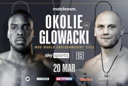 Бой за вакантный титул WBO Околи-Гловацкий состоится 20 марта