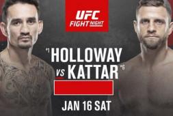 Медицинские отстранения участников турнира UFC on ABC 1: Келвина Каттара ждет долгое отсутствие