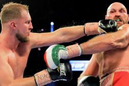 Отто Валлин хочет матча-реванша с Тайсоном Фьюри в декабре