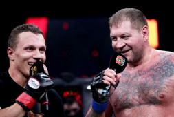 Александр Емельяненко прокомментировал победу над Артемом Тарасовым