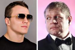 Озвучен гонорар Александра Емельяненко за бой с Артемом Тарасовым