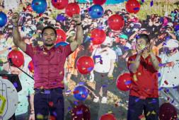 Мэнни Пакьяо принял предложение баллотироваться на пост президента Филиппин