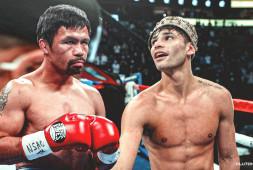 Промоутер Райана Гарсии: Бой  с Лопесом более вероятен, чем бой с Пакьяо