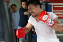 Мэнни Пакьяо хочет боя с чемпионом мира