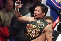 WBA может вернуть Пакьяо титул чемпиона мира