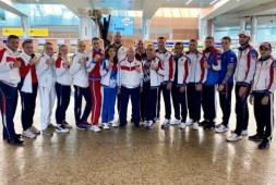 Российская сборная завоевала десять олимпийских лицензий
