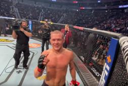Видеоблог Петра Яна на турнире UFC 245