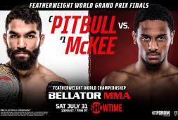 В главном бою Bellator 263 Фрейре-Макки шансы на победу у обоих бойцов равны