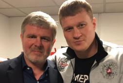 Рябинский: Матч-реванш Поветкин-Уайт планируется провести в срок