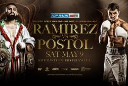 Бой Хосе Рамиреса и Виктора Постола состоится в конце августа