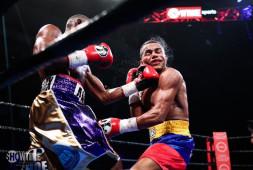 Гильермо Ригондо завоевал пояс WBA в легчайшем весе