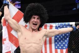 Мераб Двалишвили и Коди Стэменн проведут бой 1 мая