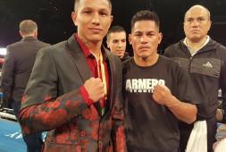 Мигель Роман выйдет на ринг 10 февраля