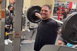 Энди Руис: Лишний вес мешал мне боксировать