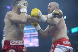 Евгений Романов нокаутировал соперника в 1 раунде (+видео боя)