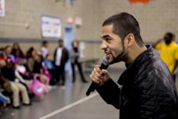 Тренер Садама Али: Пока не знаем, в каком весе будем выступать