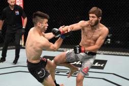 Автор самого быстрого нокаута UFC Fight Island 6 Саид Нурмагомедов готов драться через неделю (Видео)