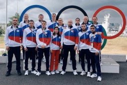 Федерация бокса наградила призеров Олимпиады и объявила награды для призеров ЧМ