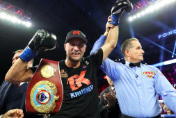 Сергей Ковалев прошел тестирование и может вернуться на ринг