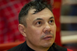 Константин Цзю: Хабиб очень сильный спортсмен