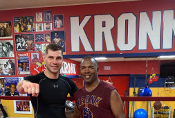 Видео дня: Владимир Шишкин тренируется в Kronk Gym в Детройте