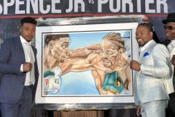 Официально: Спенс и Портер встретятся в Лос-Анджелесе 28 сентября