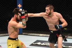 Тагир Уланбеков успешно дебютировал в UFC