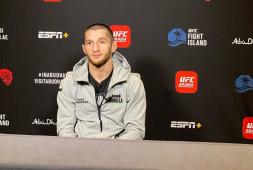 Тагир Уланбеков снялся с UFC 257 из-за перелома носа