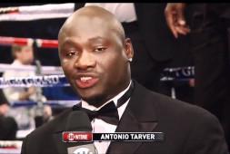 Антонио Тарвер заявил об окончании боксерской карьеры