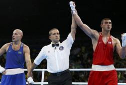 Тищенко уверен в своей победе на Левитом в финале Олимпиады
