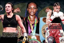 ESPN P4P в женском боксе