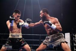 Гэри Расселл защитил пояс WBC