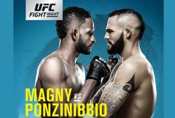 Прямая трансляция UFC Fight Night 140