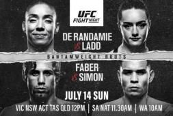 Видео: Взвешивание участников UFC Fight Night 155