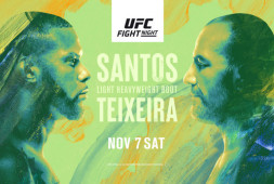 Прямая трансляция шоу UFC on ESPN 17