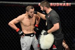 Умар Нурмагомедов не сможет выступить на UFC 260
