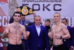 Бокс в Калининграде: Воробьев проиграл Чухаджяну, Челохсаев победил Дломо