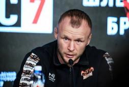 Александр Шлеменко: Я являюсь лучшей кандидатурой для боя с Исмаиловым