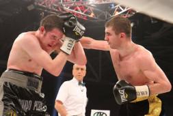 Байсангуров:  Планирую двигаться дальше и боксировать за пояса