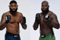 Жаирзиньо Розенструйк и Кертис Блэйдс проведут бой на UFC 266