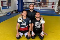 Хабиб Нурмагомедов будет угловым на бое брата 31 июля