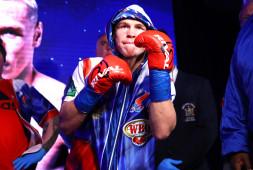 Владимир Никитин выйдет на ринг 23 января в Екатеринбурге